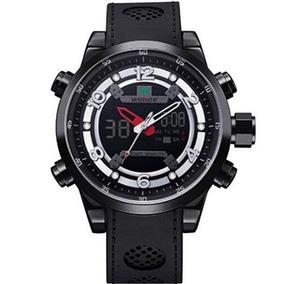 2f133d9be3c Relógio Weide Anadigi Wh 3315 Vermelho - Relógios De Pulso no ...