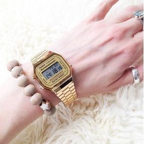33886e12a7c Relógio Casio Retro Barato - Relógios De Pulso no Mercado Livre Brasil
