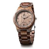 cf112961fd89 Relojes Artesanales En Madera Cuadrado Hombre Nogal en Mercado Libre ...