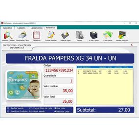 Programa Sistema Vendas Frente De Caixa - Cupom Não Fiscal