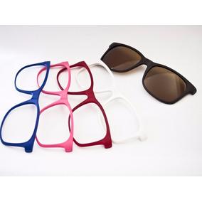 Armação Óculos Clip-on Smart Ref.933 - (adicional Rosa) a0f018fa46