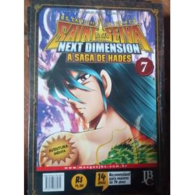 Os Cavaleiros Do Zodíaco Next Dimension - Volume 7: A Saga