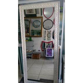 Espelho Grande C/ Moldura 185x85 Cm Entrego Taboão E Gd, S/p
