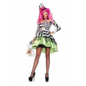 Disfraz Sombrerero Loco Mujer - Disfraces para Mujer en Mercado ... 926f645b3b5
