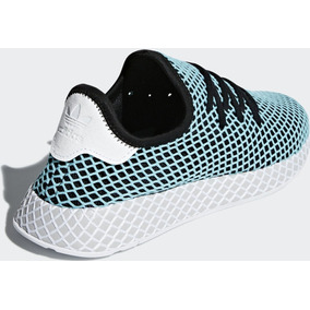sports shoes 0877e ed7a1 Tenis adidas Deerupt Runner Parley  8.5