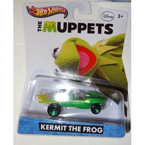 Miniatura Hot Wheels Colecionável Série Muppets - Carro Caco