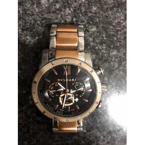 aa05baeb8ea Relogio Bvlgari Fabrique Suisse Sd - Relógios no Mercado Livre Brasil