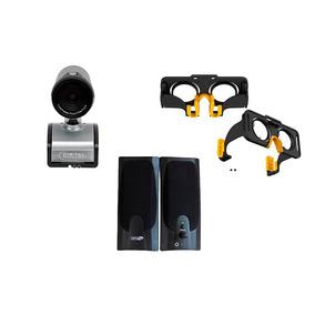 Parlantes Compumax + Camara Web + Gafas De Realidad Virtual