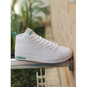 promo code 025cc e9e03 Botas Zapatillas adidas Advantage Scarpe Neo Verde Hombre