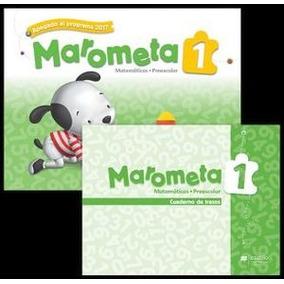Marometa Matematicas 1ro. Preesc. 3ed. (ed.2018)