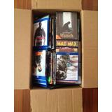 Vendo Dos Cartones De Películas En Formato Dvd!!!