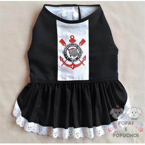 9fd4e76dde Camiseta Corinthian Cachorro - Cachorros no Mercado Livre Brasil