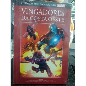 Vingadores Da Costa Oeste 73 Coleção O Heróis Mais Poderoso