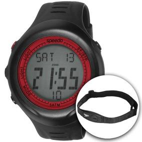 Relógio Speedo 58011g0eg Monitor Cardíaco Alarme E Cronôm