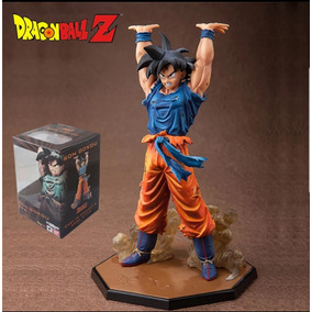 Figure Action Boneco Son Goku Genki Dama Dragon Ball Z