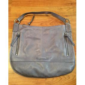 Padrisima Bolsa Makowsky Lila Piel Fina Shoulder Bag Origina
