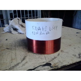 2 Bobinas P Snake 6,4 K 4 Ohms