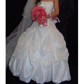 Vestido de novia corte princesa precio