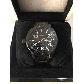 1318a78605a Relógio Nixon 42-20 Cerâmica Preto
