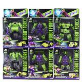 Transformers Devastator Nuclear Warrior Weijiang Robot Force