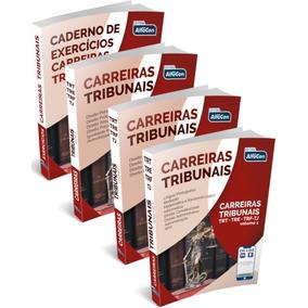 Apostila Carreiras Tribunais - Tj-trt-tre-trf