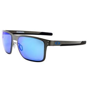 Óculos De Sol Oakley Holbrook Metal prizm Polarizado 4123-07 95392916fb