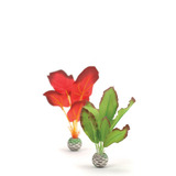 Biorb Silk Plant Pack Small, Red/green, 2 Pack