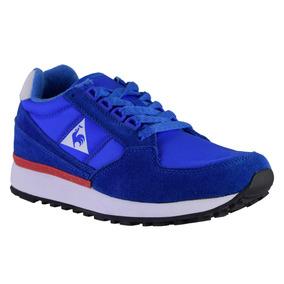 Zapatillas Le Coq Sportif Eclat 90 Mujer Azul