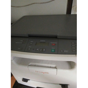 Impressora Multifuncional Lexmark X203n
