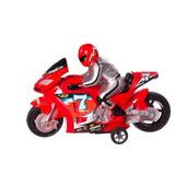 Moto De Juguete Motorcycle De Fricción