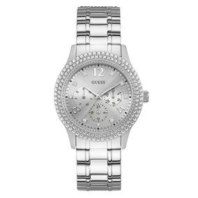 Relogio Guess Prata Feminino - Joias e Relógios no Mercado Livre Brasil d9f64c126a