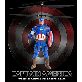 Capitão América Que Voa Pronta Entrega