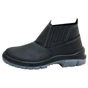63aaa77a56a15 Botina Bico De Aço Masculino - Sapatos no Mercado Livre Brasil