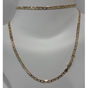 41011a0ade0d Cadena De Oro Planchado Gucci - Collares y Cadenas Oro Sin Piedras ...
