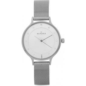 Relogio Skagen Denmark Ultra Slim - Relógios De Pulso no Mercado ... be988bc960