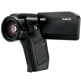 Filmadora Digital Full Hd Vpc-hd1000 Preta Sanyo