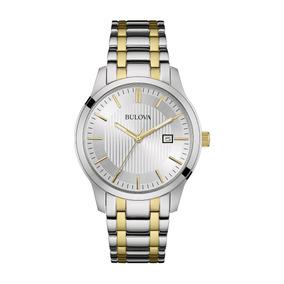 9f0e7c14cb2 Relógio Bulova Unissex Misto Aço Wb22444b - 98b263
