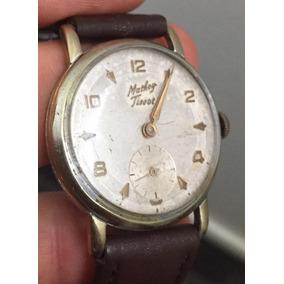 Relógio Antigo Mathey Tissot A Corda Funcionando