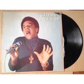 Lp - Agnaldo Timoteo - Galeria Do Amor 1975