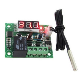 Termostato Controle Temperatura Xh W1209 Arduino Chocadeira