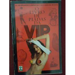 Livro De Piadas - Revista Vip