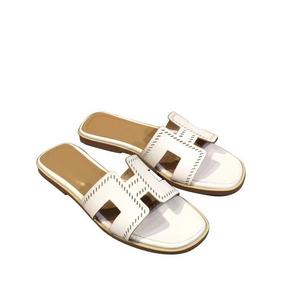 f468f2bc979 Sandalia Hermes Feminino - Sapatos no Mercado Livre Brasil