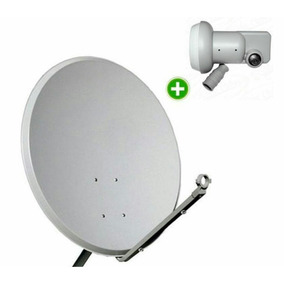 Kit Com 2 Antenas 60cm