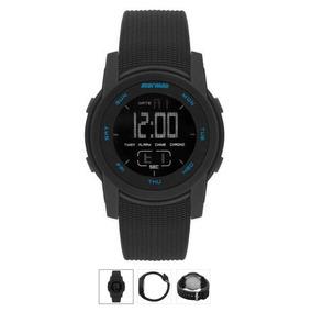 Relógio Mormaii Action Masculino Preto Mo1000ab/8p