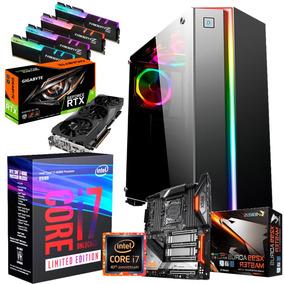 Pc Gamer I7   128gb Ddr4   Rtx2080 Ti   Gigabyte X299 Aorus
