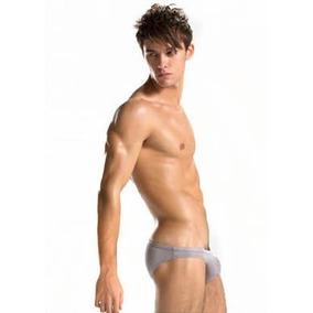 Sexy Calzoncillos Tipo Bikini Con Espermatozoide Diamantes