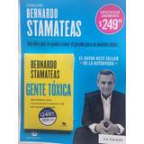Colección B. Stamateas   La Nación - N°1   Gente Tóxica