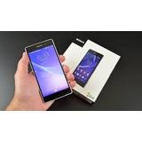 Sony Xperia Z2 D6543 Branco Gps 4g 20mp 16gb Tv I Vitrine
