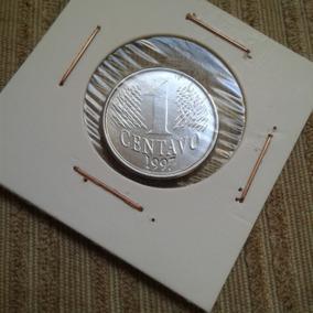 Arremate Variedade 1 Centavos - Diferente Sete Cortado
