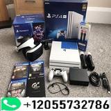 Sony Playstation 4, Ps4, Pro 1tb, Joysticks Sony 4k +2, Ofre